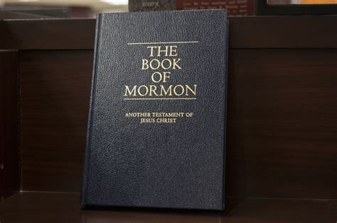 picture of book of mormon the book of mormon highlighted in library of congress