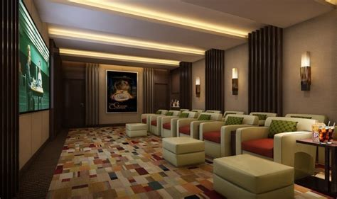 home theater interior designor remodeling with photo of