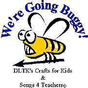 dltk crafts for about insects