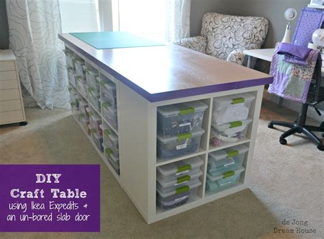 craft table with storage for one day i will a craft room on craft