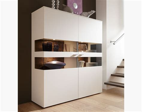 contemporary cabinets modern 2 door felino cabinet in choice of white grey
