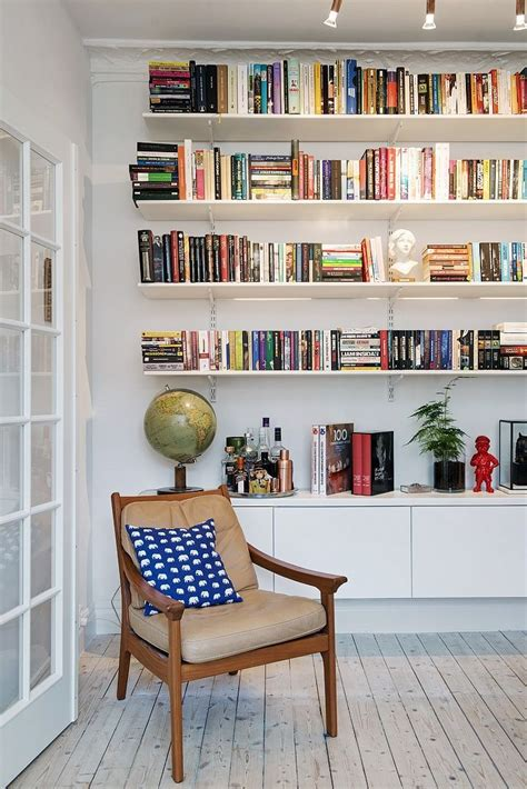 white wall mounted bookshelves best 25 bookshelves ideas on wall bookshelves