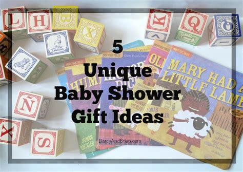 unique gift ideas 5 unique baby shower gift ideas