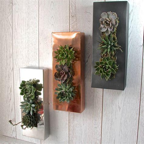 garden wall planter picture frame garden wall planter by garden trading