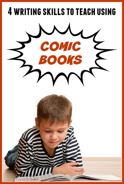 picture books to teach writing 4 writing skills to teach using comic books as mentor
