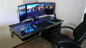 best computer desks 2014 comfortable computer gamer desks best gaming desk