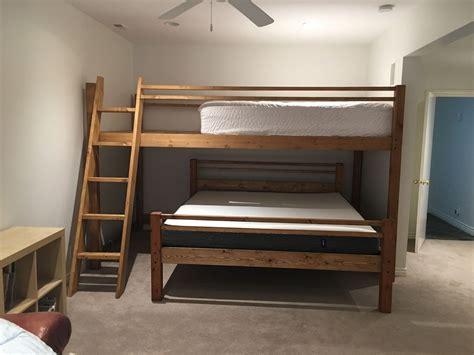 bunk bed canada futon bunk bed canada