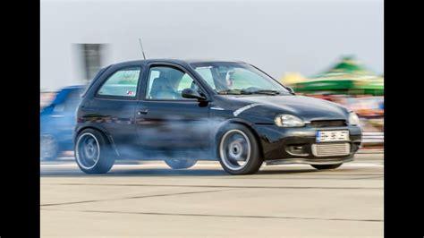 Opel Corsa B by Opel Corsa B Turbo Vs Opel Corsa B Turbo C20let Battle