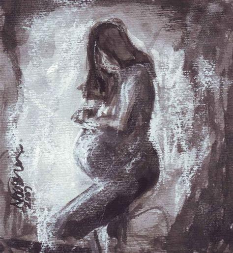 acrylic paint during pregnancy p 29 by nooshin zarnani