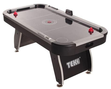 table hockey tekscore jet 6ft air hockey table liberty