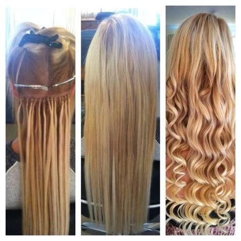 hair extensions micro is micro loop hair extensions bad for your hair