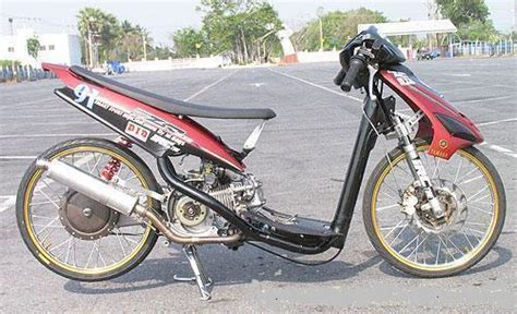 Jenis Motor Modifikasi by Jenis Motor Modifikasi