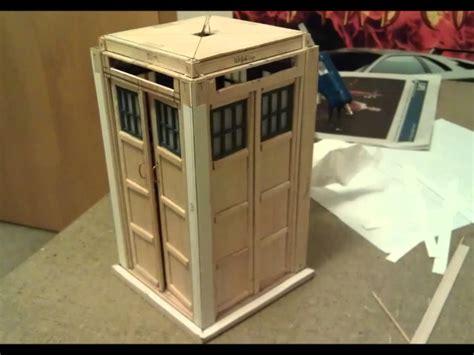 kits to make model tardis build