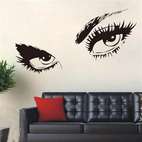black wall stickers get cheap large wall decal aliexpress