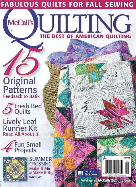 magazine subscription mccall s quilting magazine subscriptions renewals gifts