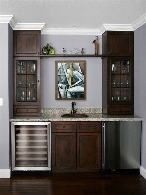 built in bar cabinets for home wine bar design pictures remodel decor and ideas