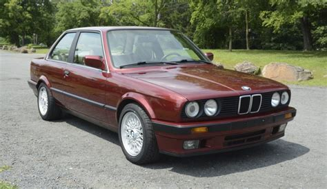 1990 Bmw 325i by 1990 Bmw 325i 5 Speed For Sale On Bat Auctions Sold For