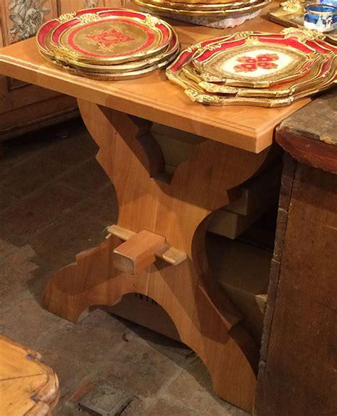 renaissance woodworker sawbucktable the renaissance woodworker