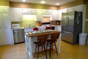 ikea kitchen island with seating remodelaholic new ikea kitchen island