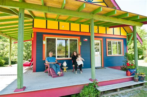 bright paint colors for exterior house the salsa house eclectic exterior other metro by