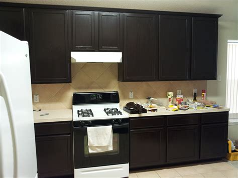 Cheapest Kitchen Cabinet gel staining kitchen cabinets youtube