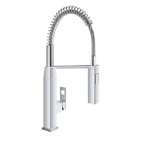 grohe kitchen faucets grohe chrome kitchen faucet handle