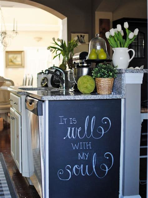 chalkboard paint diy ideas how to paint a kitchen chalkboard wall how tos diy