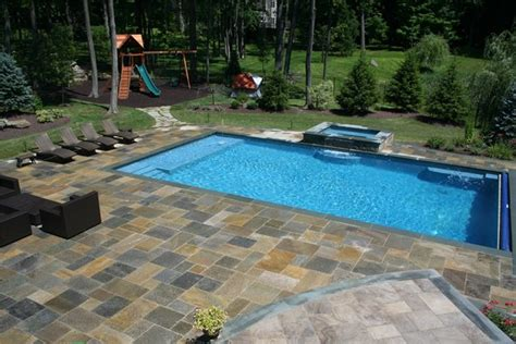 largest backyard pool swimming pool wappingers falls ny photo gallery