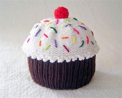 Cupcake Knit Hat Pattern Free New Calendar Template Site
