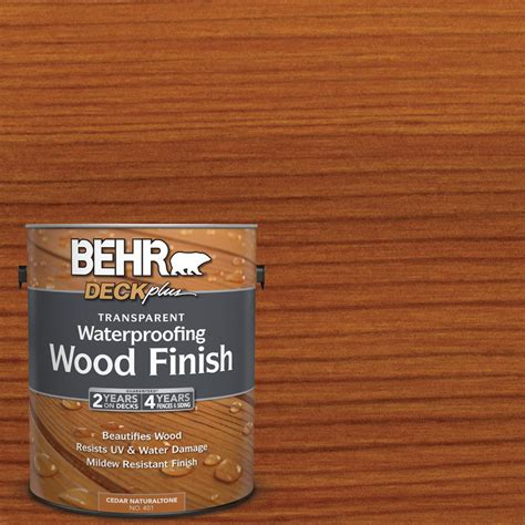 home depot paint for wood behr deckplus 1 gal deckplus cedar naturaltone