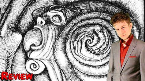 uzumaki horror uzumaki review horror bobsamurai reviews