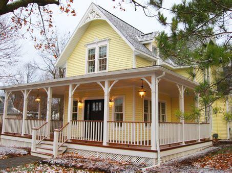 farmhouse wrap around porch front porches a pictorial essay suburban boston decks and porches