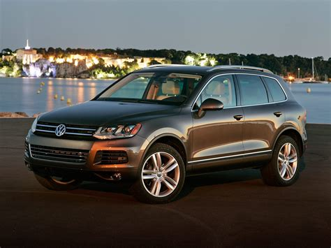 Volkswagen Suv Models by 2013 Volkswagen Touareg Price Photos Reviews Features