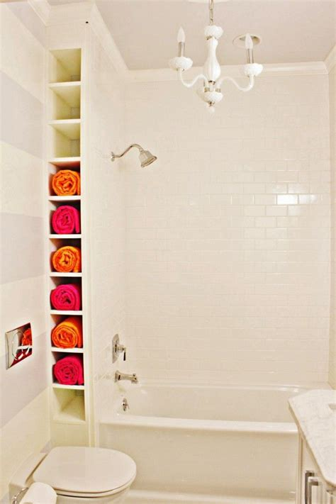 ideas for towel storage in small bathroom 50 small bathroom ideas that you can use to maximize the