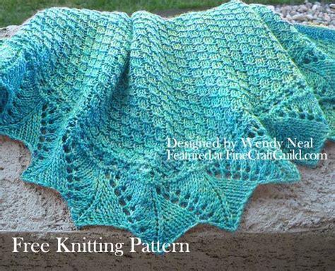 easy lace knit shawl patterns lace scarf knitting patterns