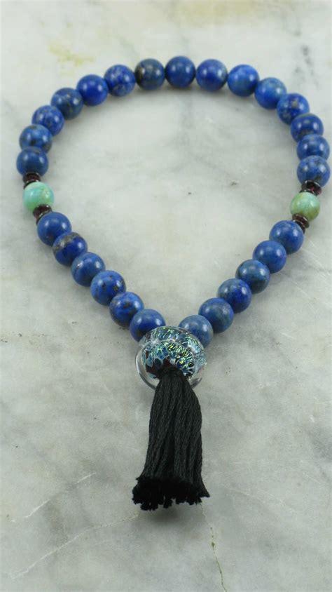 mala bead bracelet light mala bracelet 27 mala buddhist bracelet