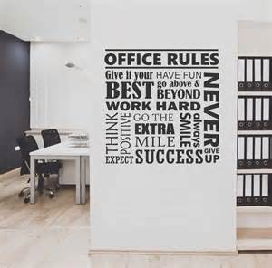 best wall stickers 25 best ideas about office wall decals on