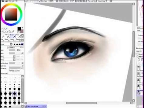 paint tool sai tutorial realistic how i draw color realistic with paint tool sai