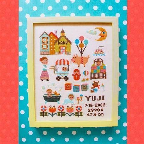 cuadros infantiles a punto de cruz cuadros de beb 233 a punto de cruz decoraci 243 n infantil