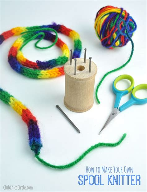 25 Best Ideas About Spool Knitting On