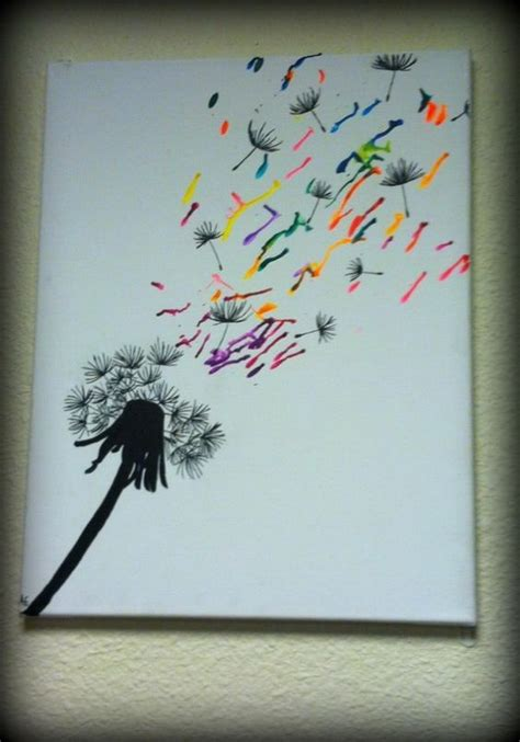 painting crafts for 28 fantastic melted crayon ideas listing more