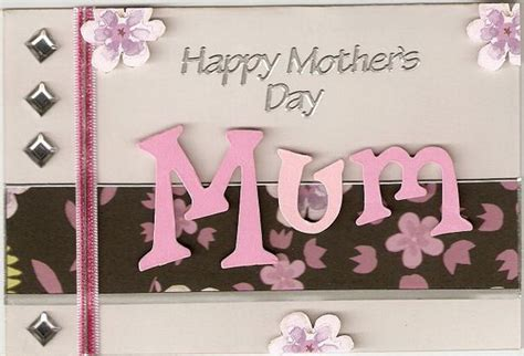mothers day cards to make mothers day greeting card ideas family