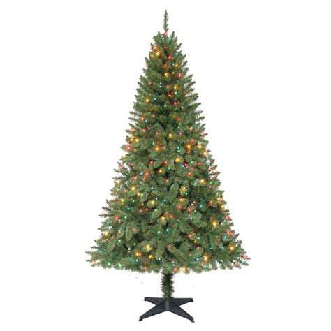 pre lit trees home depot homedepot decor deeply discounted by 75 pre