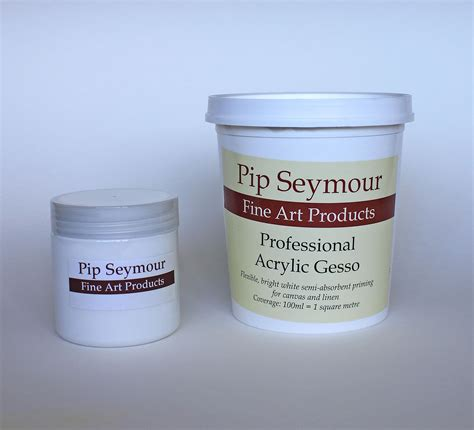 acrylic painting gesso professional acrylic gesso