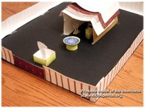 tabernacle craft for tabernacle of moses craft paper tabernacle to build