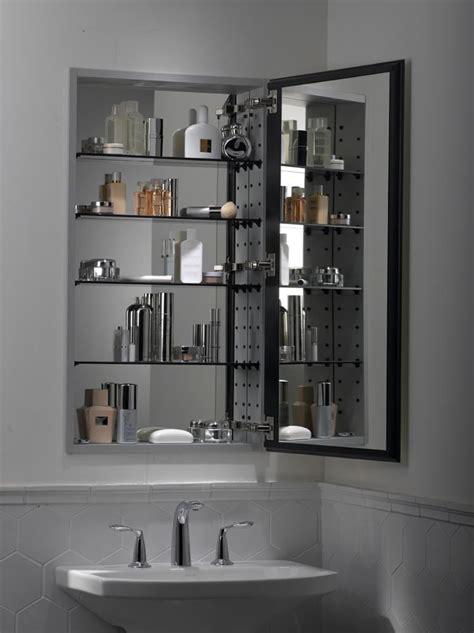Bathroom Mirror Medicine Cabinet by Bathroom Medicine Cabinets With Mirrors Kohler K 2913 Pg