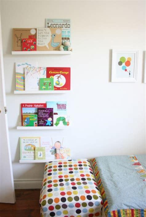 Modern Childrens Bedroom Furniture 10 cute minimalist bookshelves for kids rooms home