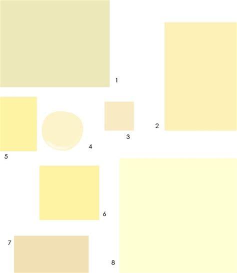 behr paint color butter yellow 8 pale buttercream paint colors designers