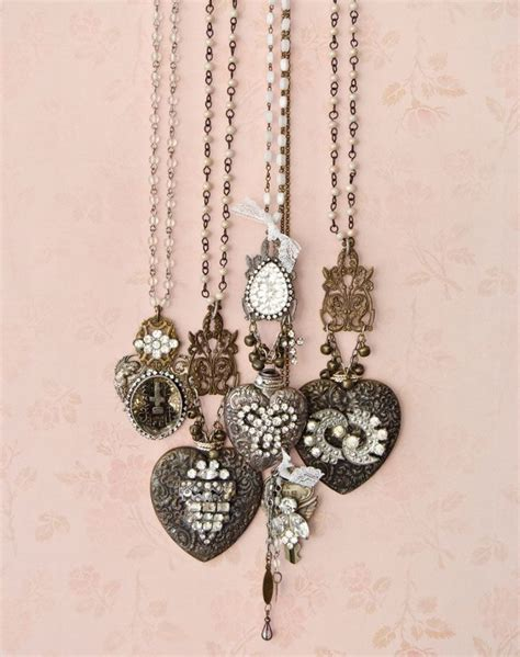 how to get into jewelry 17 of 2017 s best vintage jewelry crafts ideas on