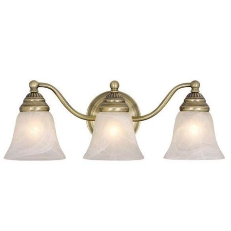 antique brass bathroom light fixtures new 3 light bathroom vanity lighting fixture antique brass